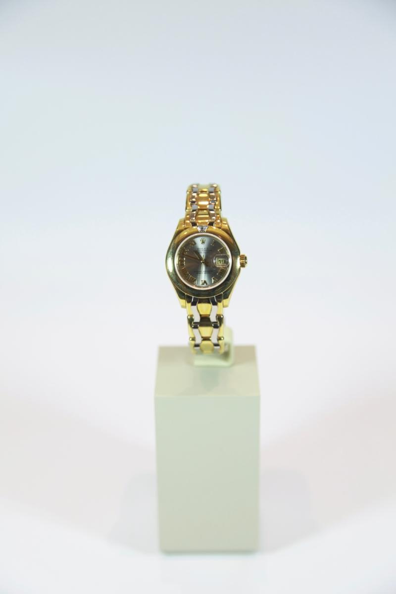 Bissacco Gioielli - Rolex Lady Datejust Pearlmaster ref 80328 29 mm