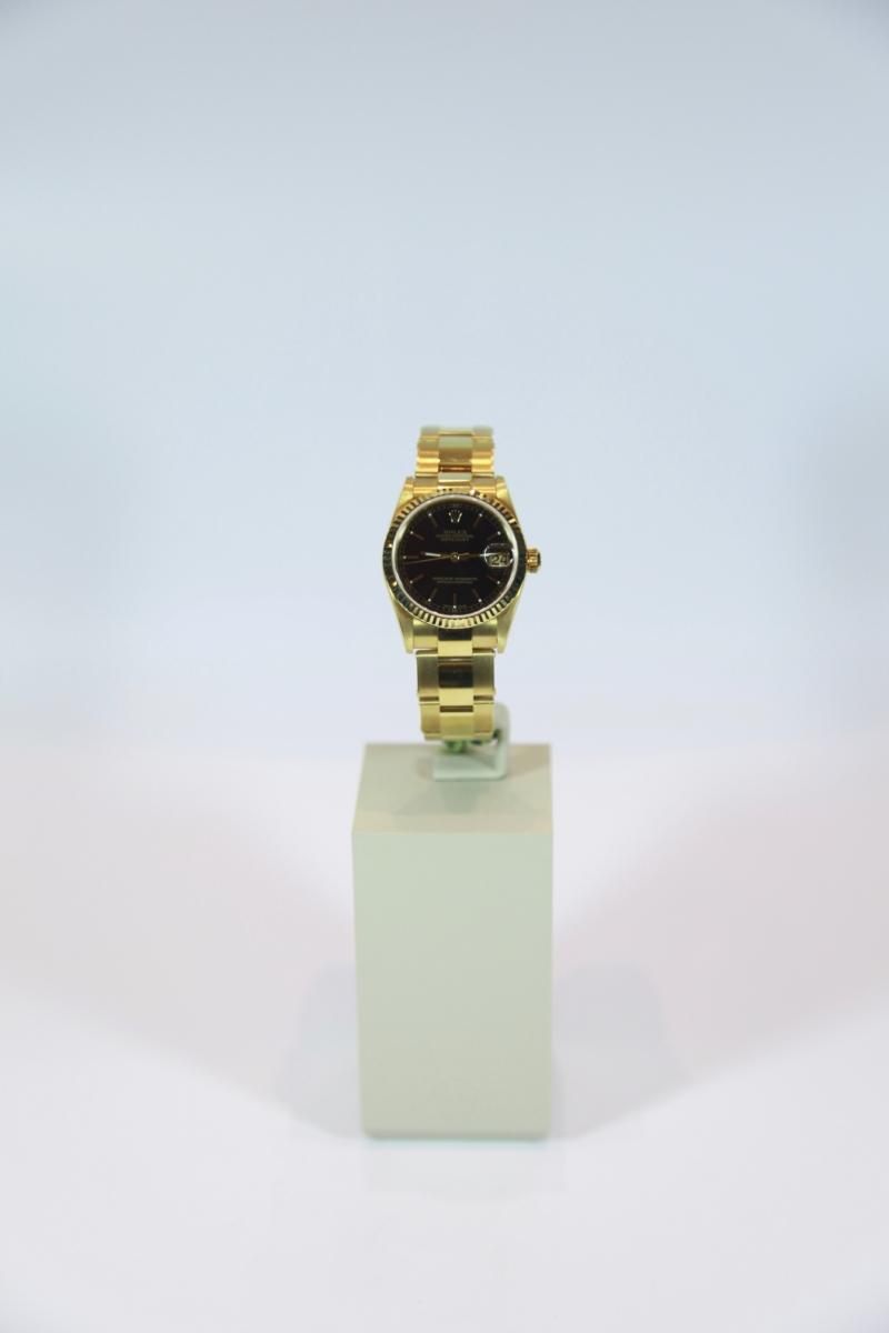 Bissacco Gioielli - Rolex Oyter Datejust 78728 31 mm