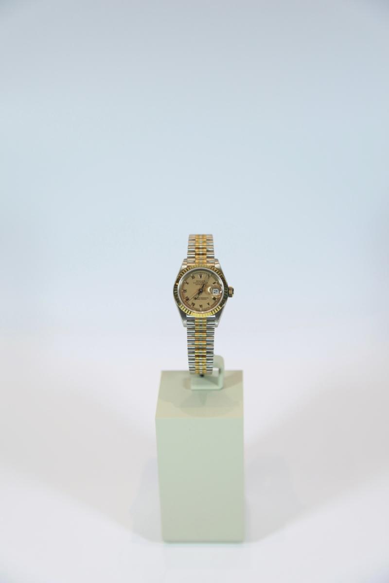 Bissacco Gioielli - Rolex Oyter Datejust 69179 26 mm