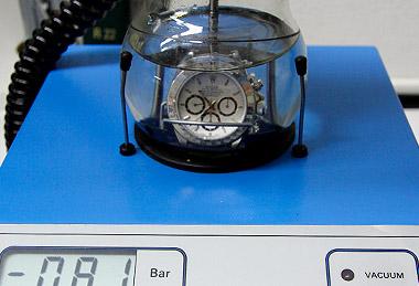 Bissacco Gioielli - Vacuum Tester